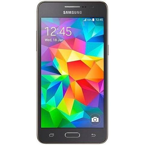 Samsung Galaxy Grand Prime VE SM-G531F 4G 8Go Gris - smartphones (SIM unique, Android, MicroSIM, GSM, UMTS, LTE)