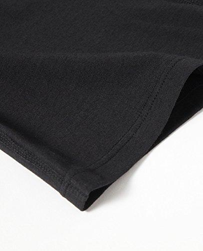 KAYIZU Herrenunterw?sche ¡ª Retroboxer aus hochwertiger, weicher Baumwolle (6er-Pack) Schwarz / Grau