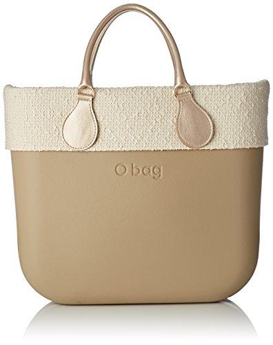 OBAG Mujer B001 078 Bolso de mano Multicolor Size  14x31x39 cm (W x H x c342a47cd36