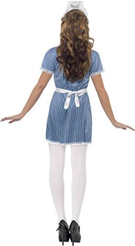 Smiffys-Disfraz-de-enfermera-sexy-para-hombre-talla-L-24477L