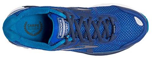 Brooks Herren Vapor 3 Laufschuhe blau - hellblau - weiß