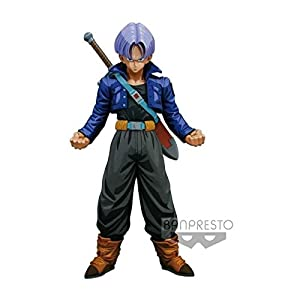 Banpresto Figura Dragon Ball Trunks Master 24 cm