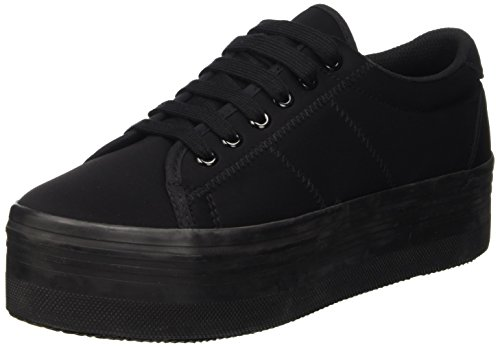 Sneaker basse JC Play in neoprene nero, 41