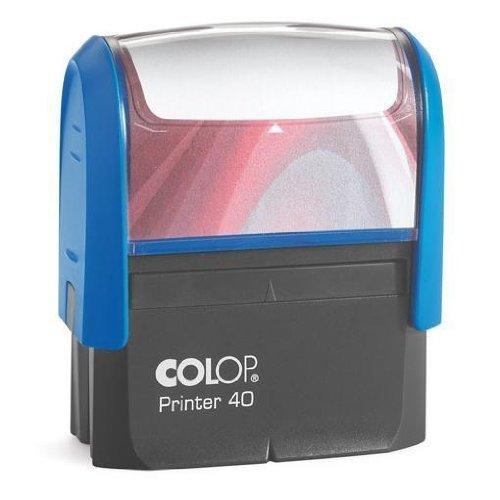 Colop Printer 40 Timbro di gomma 22x58mm