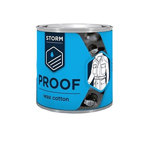 Storm Imprägnier-Creme für Wachsbekleidung Rub on Wax Cotton Dressing 200 Gr.