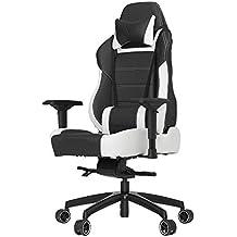 vertagear p-line PL6000Racing Series Büro Gaming Stuhl schwarz / weiß