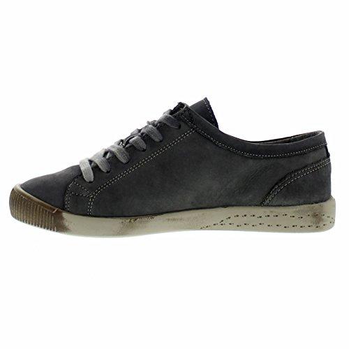 Softinos Damen Isla Sneaker Militar