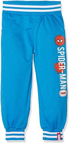 Spiderman Jungen Sporthose Patch and Varsit, Blau (Blue 171), 4 Jahre (Hersteller Größe: 4 Jahre)