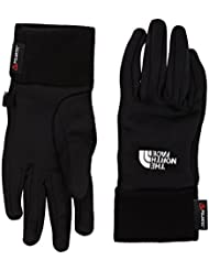 The North Face Power Stretch Glove - Guantes unisex, color negro, talla S