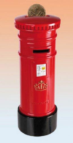 Bull & Bear Metall Spardose Post Box -