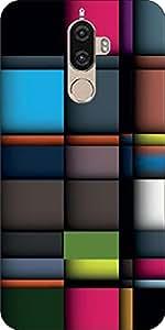 Joe Designer Printed Back Cover For Lenovo K8 Note Mobile(Multicolor)