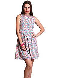 Belle Fille Women's Crepe Dress
