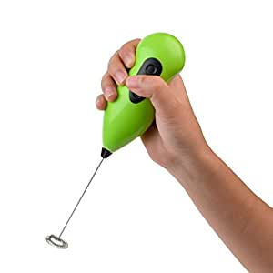 Inovera Portable Electric Mini Drink Frother Mixing Coffee,Milk,Juicer