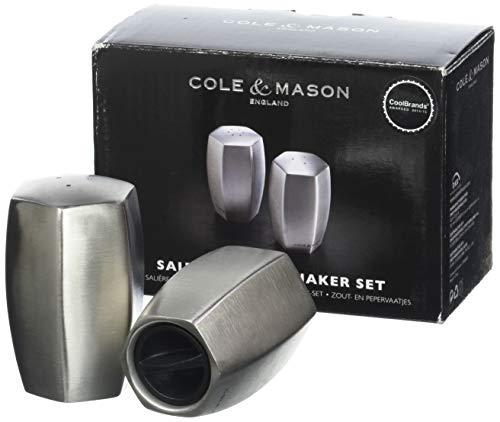 Cole & Mason H101849 Lymington Shaker Set (Mason Top Shaker)