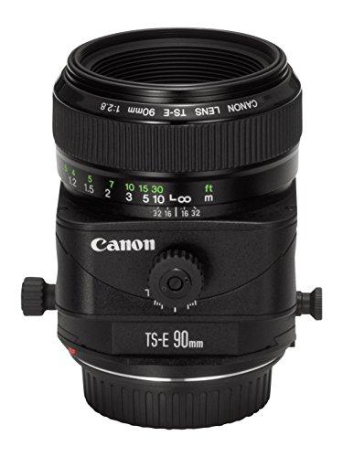 Canon TS-E 90mm 1:2,8 Objektiv (58 mm Filtergewinde) Canon Reflex Lens