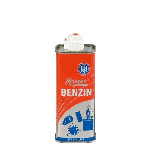 Unbekannt KOMET 74600 Feuerzeugbenzin 125 ml