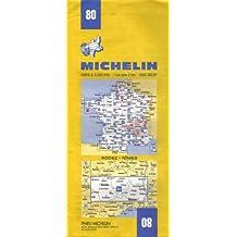 80 Michelin: Rodez - Nimes