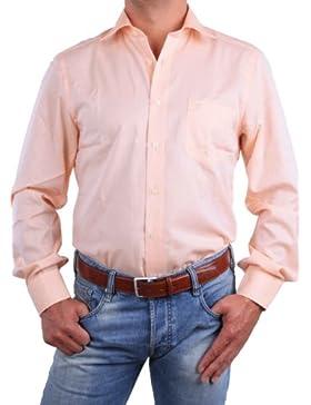 Casa Moda Camicia Uomo No-stiro Maniche Lunghe Diversi Colori