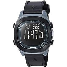 Timex Men's TW5M19000 Ironman Transit Full-Size Black/Negative Resin Strap Watch