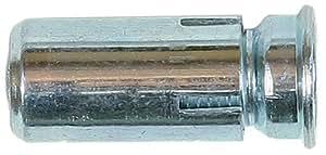 Générique - Ecrou fix alu pose sans outil - Ø mm.M6 -