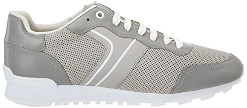 Boss Green Parkour, Sneakers Basses Homme Gris (Medium Grey 030)