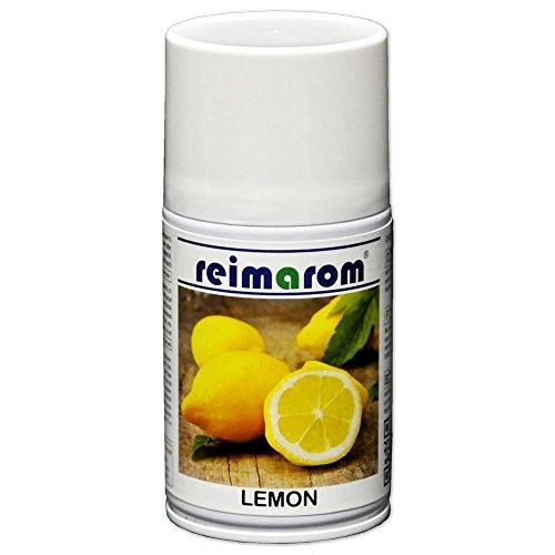 Duftspray Lemon 250 ml mit leckerem und natürlichem Duft nach Zitronen -