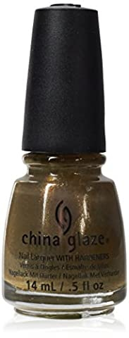 China Glaze Nail Polish, Mind The Gap 14