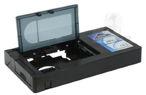 Drehflex® VHS-C Adapterkassette (Nicht für Video8, Hi8 DV etc. geeignet)