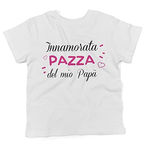 Baby t-shirt a maniche corte