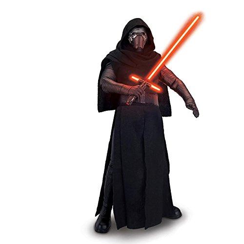 "Star Wars Animatronic Interactivo 17"" Figura Kylo Ren"
