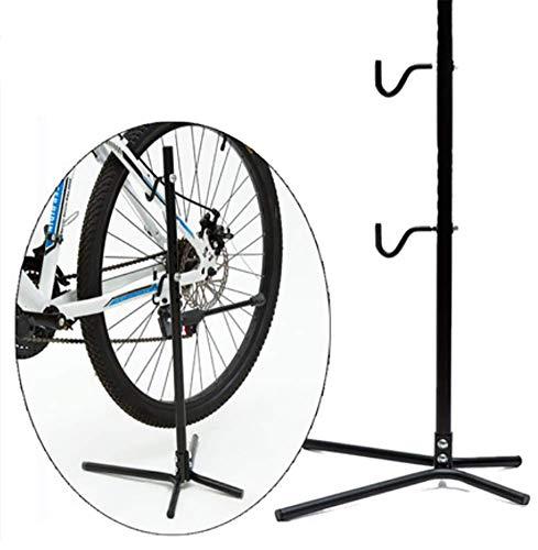 RUIX Fahrradmontageständer - Fahrrad-Parkhaus/Wartungs-Rack/Fahrrad-Display-Rack/Hoch und Niedrig Einstellbar Display-Rack