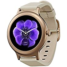 LG Armbanduhr Style lg-w270 Smartwatch Android Wear 2.0 (Bluetooth Modell/International Version) roségold rose gold