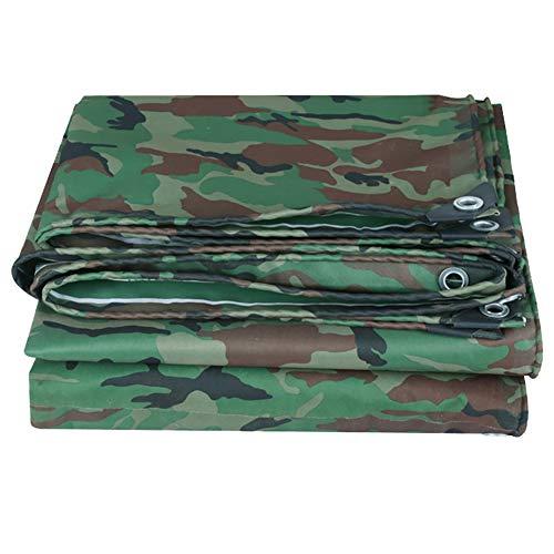 LQQGXL Bâche de bâche imperméable avec Toile Pliable perforée Bâche imperméable à l'eau (Couleur : A, Taille : 3×5m)