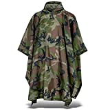 Black Snake Outdoor Regenponcho
