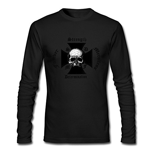 Archie design Black Label Society Logo Men's Long Sleeve T-shirts