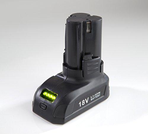 18 V Li-Ion Akku für Akku Bohrschrauber