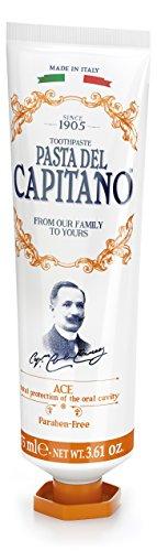 Pasta del Capitano 1905 ACEZahncreme, 75 ml