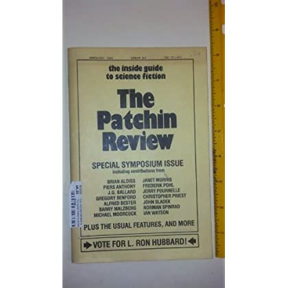 THE PATCHIN REVIEW 6 - The Inside Guide to Science Fiction