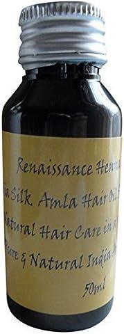 Organic Amla Oil, Super Strength Vitamin C Serum Herbal Hair