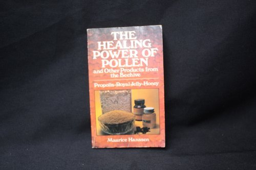 The Healing Power of Pollen With Propolis and Royal Jelly (Nature's Way) -