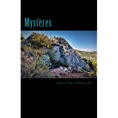 Mysteres: Journal/Carnet de Notes/Idees/Inspiration/Creativite/A retenir - Collection Mystere 8