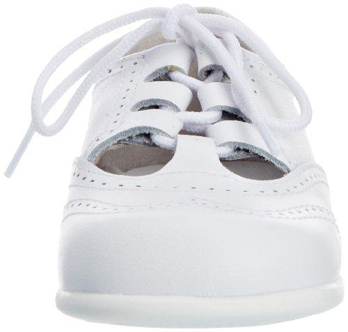 Cuquito 91401, Mocassins garçon Blanc - blanc