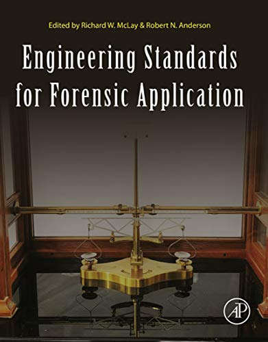 Engineering Standards for Forensic Application (English Edition) -