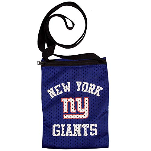 Littlearth NFL Game Day Beutel, Damen, New York Giants, 6.25