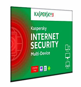 Kaspersky Internet Security 2014 - Frustration Free Packaging (3 Multi Device, 1 Year subscription) (PC/Mac/Android)