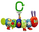 The World of Eric Carle , the Very Hungry Caterpillar  Developmental Caterpillar,by Rainbow Designs