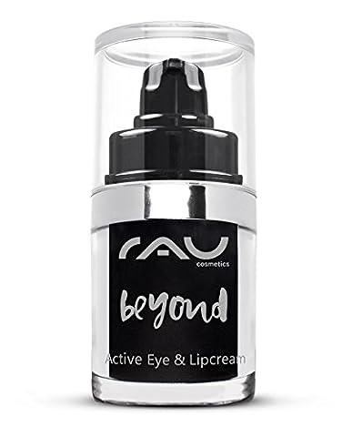 RAU beyond Active Eye & Lipcream 15 ml - aus dem Besten der Natur