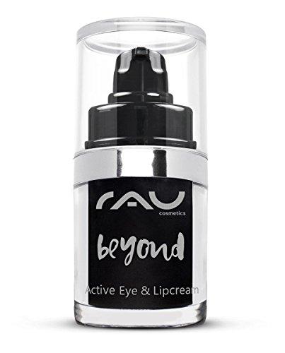 RAU beyond Active Eye & Lipcream 15 ml - aus dem Besten der Natur (B-geschenk-set Bella)
