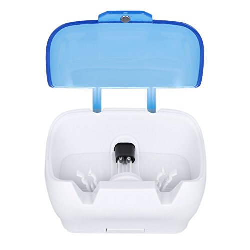 Anself Antibakterieller UV Zahnbürste Sterilisator Desinfizierer Desinfektionsbox (Zahnbürste-sterilisator)