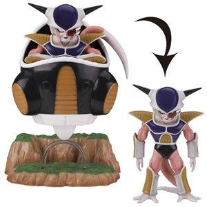 Kuji Dragon Ball Z Namekku star Hen freezer figure most award (japan import)